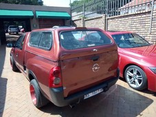 opel corsa utility 1.4 petrol bakkie manual for sale
