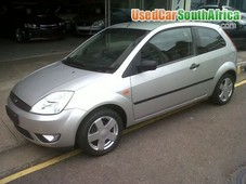 ford fiesta 1.4 trend 3dr