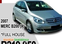 mercedes benz b200 a