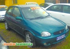 opel corsa 1.6 gsi limited edition
