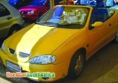 renault megane 1.6 rxe coupe