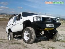toyota hilux d cab 2200 raider 4x4