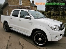 toyota hilux hl3 double cab pick up truck 3.0