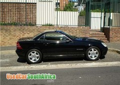 mercedes benz slk slk 200 automatic
