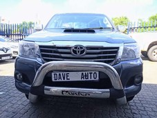 2014 toyota hilux double
